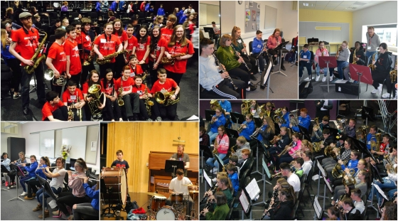 Music Generation Brass Off presented by Music Generation Carlow, Cork City and Mayo