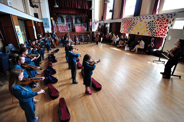 Louth Strings Orchestra Project