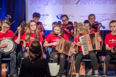 Join the Music Generation Waterford Traditional Ensembles in 2020!