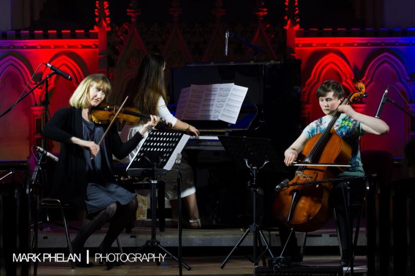Carlow May Young Composers