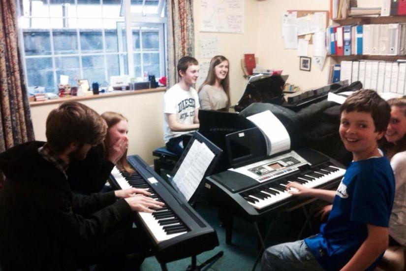Carlow Piano Duet Club