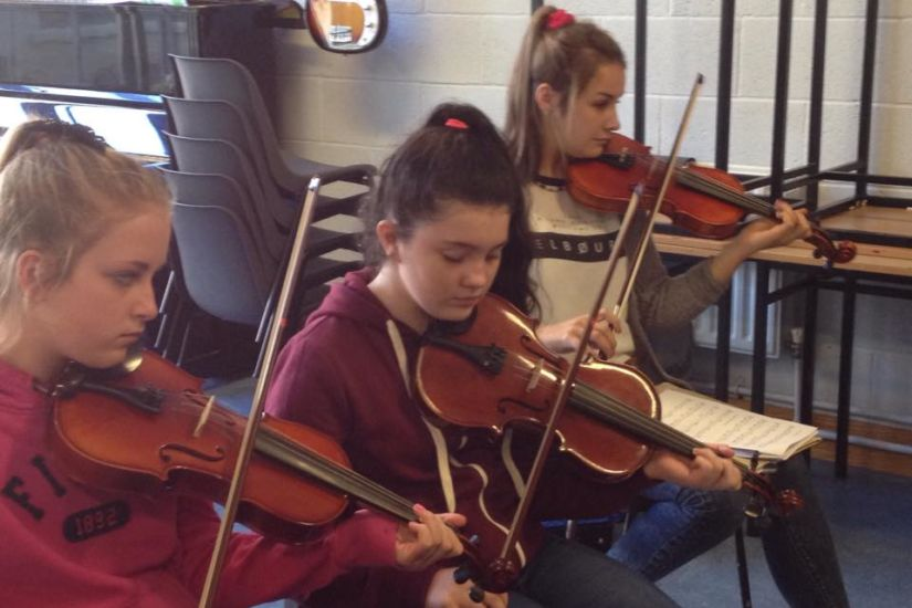 Carlow Trad Orchestra Day