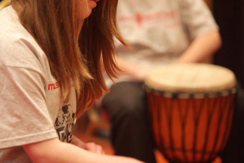 Laois Drum Camp