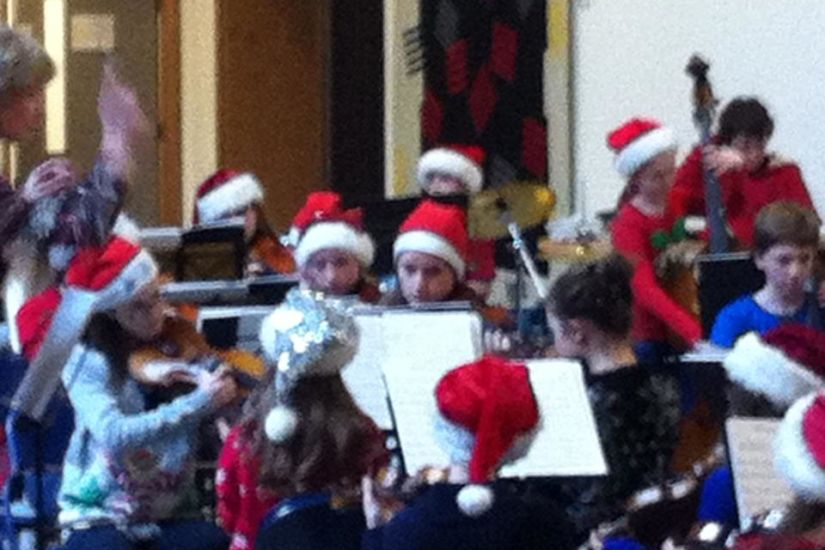 Louth Christmas Concert