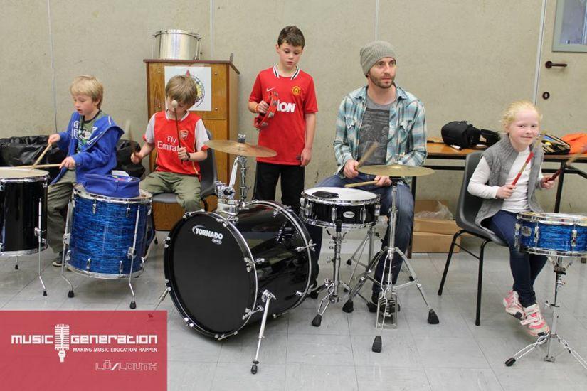 Louth Rock School