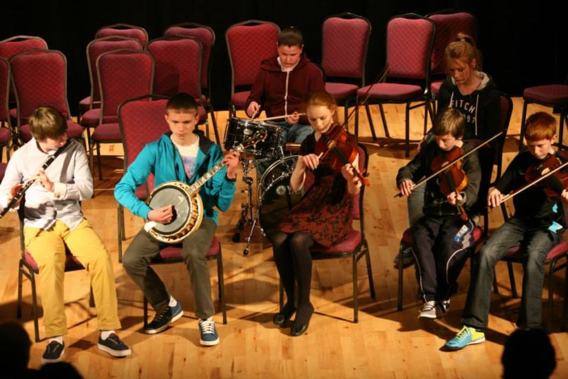 Music Generation Sligo trad
