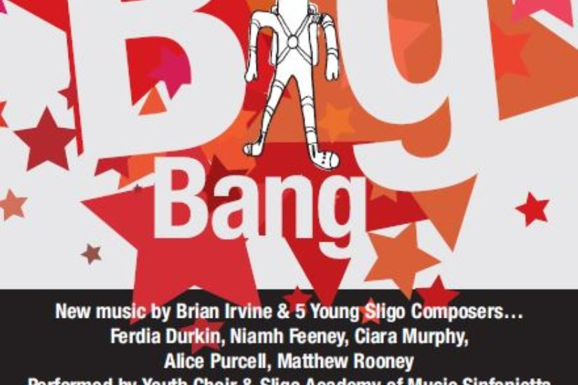 Big bang re run flyer