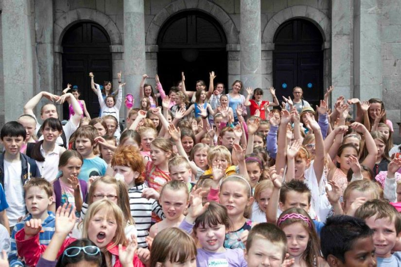 Cork summer camp summersing