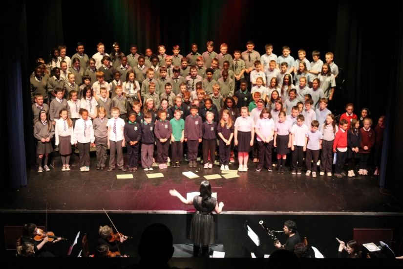 Louth choral workshop