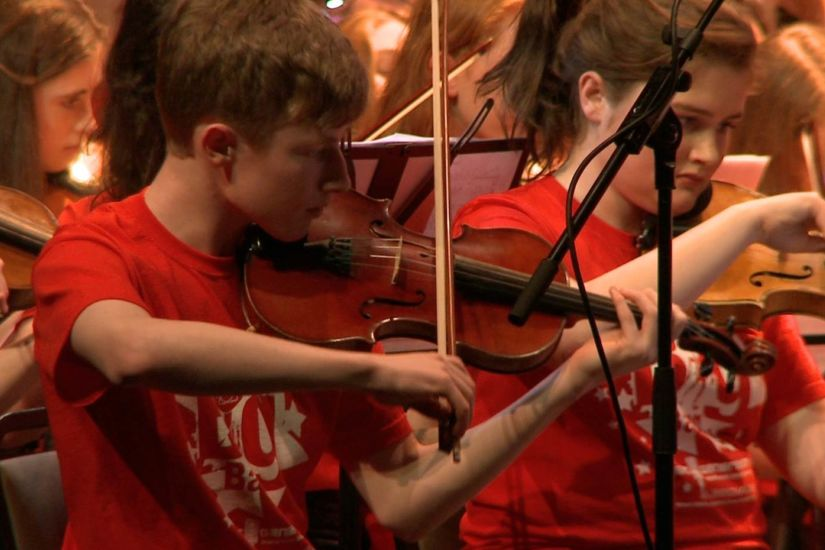 Sligo summer school orchestral adventures