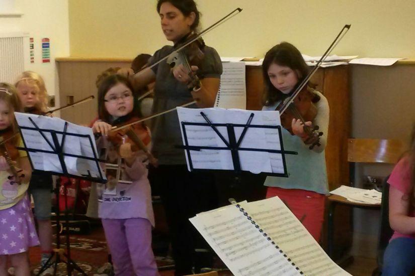 Sligo violins