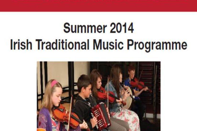 Wicklow trad music school 2014 1