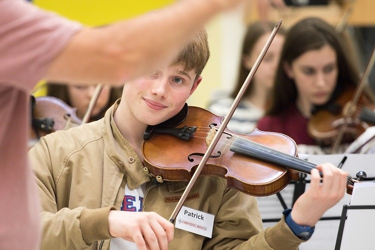 2018 Symphonic Waves Music Generation Galway County
