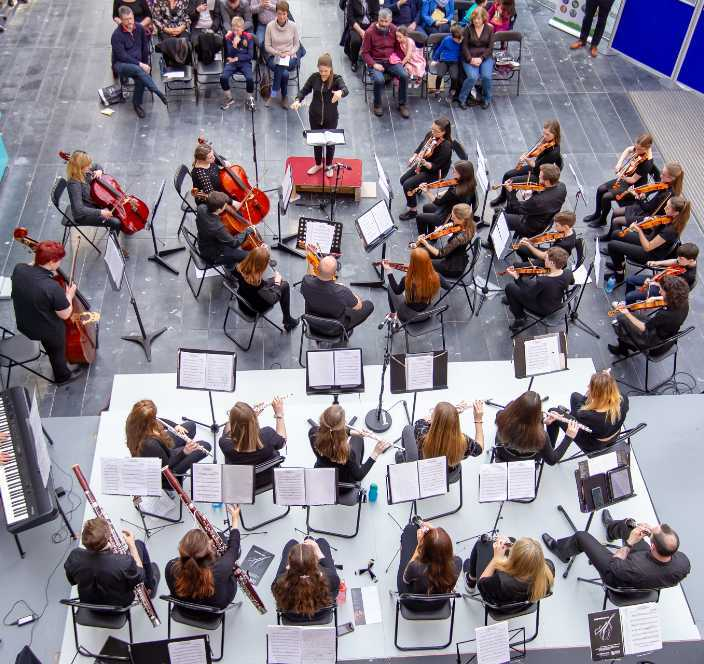 Music Generation Offaly/Westmeath, Sinfonia 2019