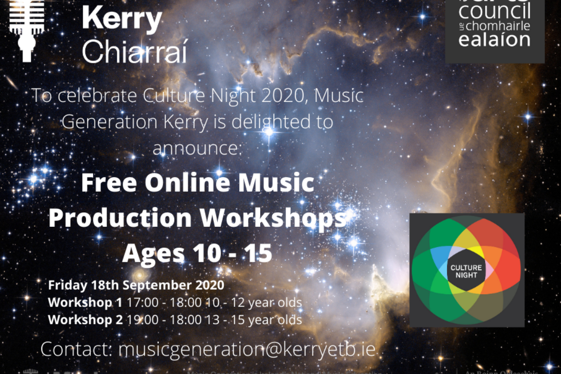 Kerry Online Music Production Course