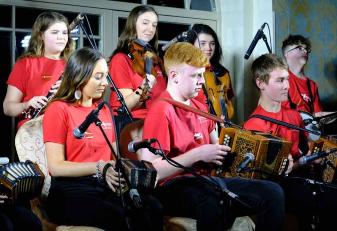 2019 February Music Generation Music at Mount Leinster Gala Concert 140 20 02 19